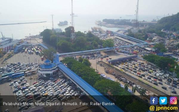Dirut BPJS Kesehatan Reunian di Pelabuhan Merak - JPNN.com