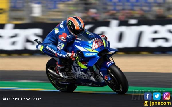 MotoGP Italia: Alex Rins Pengin Ngebut Sejak Kualifikasi - JPNN.com