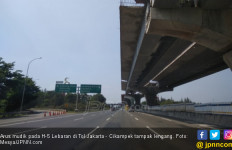 Arus Mudik H-5 Lebaran, Tol Jakarta - Cikampek Lancar Jaya - JPNN.com