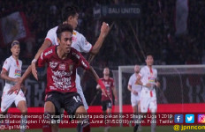 Bali United Benamkan Persija di Zona Degradasi - JPNN.com