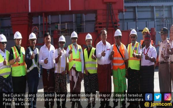 Bea Cukai Dorong Ekspor Perdana dari Nusa Tenggara Timur - JPNN.com