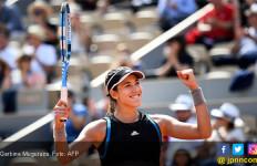 Penuh Pesona, Si Cantik Garbine Muguruza Tembus 16 Besar Roland Garros 2019 - JPNN.com