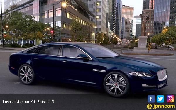 Tahun Depan, Jaguar XJ Sudah Bisa Menyetrum - JPNN.com