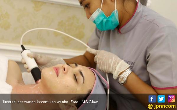 Jadi Cantik Ala Artis Korea di MS Glow Aesthetic Clinic - JPNN.com