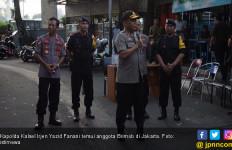 Kapolda Kalsel Lepas Rindu dengan Anggotanya yang Bertugas di Jakarta - JPNN.com