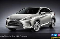 Lexus RX Terbaru Kian Sempurna Dikendalikan - JPNN.com