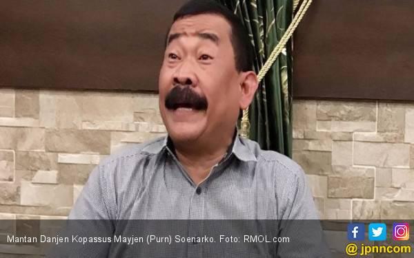 Luhut Panjaitan Turut Minta Penangguhan untuk Soenarko - JPNN.com