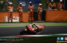 Marc Marquez Permalukan Rider Tuan Rumah di FP1 MotoGP Italia - JPNN.com