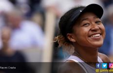 Naomi Osaka, Dua Kali Lolos dari Lubang Jarum di Roland Garros - JPNN.com