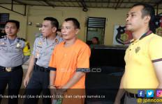 Pelaku Pencurian Mobil Berisi Anak Kecil Ditangkap, Ini Tampangnya - JPNN.com