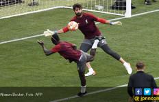 Tottenham Vs Liverpool: Alisson Becker Terinspirasi Jerzy Dudek, tetapi Tak Punya Kode - JPNN.com