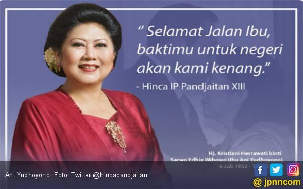 SBY Akui Bu Ani Kirim Isyarat Sebelum Meninggal Dunia - JPNN.com
