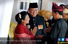 AHY Masih Terharu Mengingat Pidato Indah Jokowi untuk Bu Ani Yudhoyono - JPNN.com