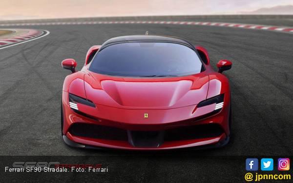 SF90 Stradale Membuka Era Baru Ferrari di Industri Mobil Listrik - JPNN.com