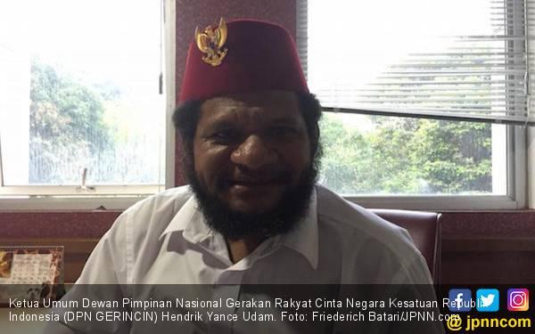 GERCIN: Masyarakat Harus Bersatu Merawat NKRI Sesuai Ideologi Pancasila - JPNN.com