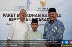 Paket Ramadan Bahagia dari Lintasarta bersama BAZNAS, Diantar Langsung ke Mustahik - JPNN.com