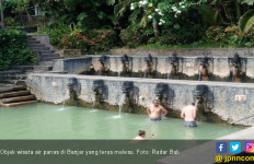 Pengunjung Wisata Hot Spring Buleleng Kian Menurun - JPNN.com