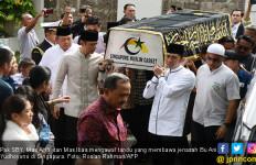 Panglima TNI dan Kapolri Dijadwalkan Sambut Jenazah Ani Yudhoyono - JPNN.com