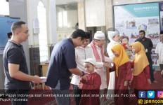 Sinergi BUMN, Pupuk Indonesia Santuni Ribuan Anak Yatim - JPNN.com