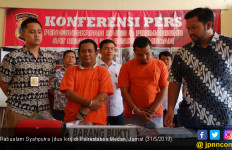 Selain Dugaan Makar, Ketua Aksi 22 Mei Juga Dijerat Kasus Penghinaan kepada Institusi Polri - JPNN.com