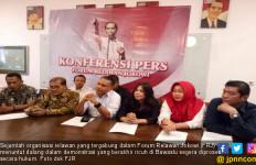 FJR Minta Dalang Demo Ricuh di Bawaslu Segera Diusut - JPNN.com