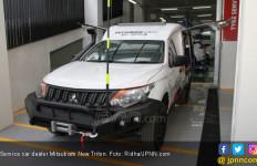 Mitsubishi Perbarui Service Car Dealer dari L300 Menjadi New Triton - JPNN.com