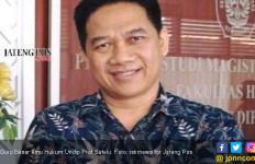 Dituduh Anti-Pancasila setelah Jadi Ahli Gugatan HTI, Profesor Hukum Undip Polisikan Atasan - JPNN.com