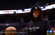 NBA Finals: Kevin Durant Belum Bisa Turun di Game Kedua - JPNN.com