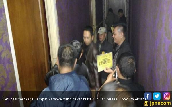 Buka saat Puasa, Tempat Karaoke di Bandung Terancam Ditutup - JPNN.com