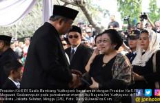 Pertemuan Pak SBY dan Bu Mega di Mata Kang Ace - JPNN.com