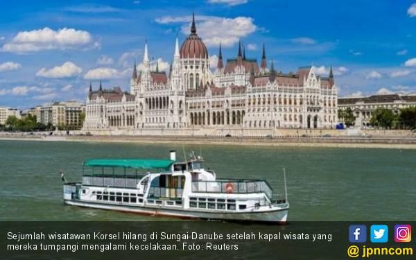 4 Jenazah Turis Korsel Diangkat dari Dasar Sungai Danube - JPNN.com