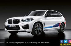 Obat Ganteng BMW X3 M dan X4 M, Gahar! - JPNN.com