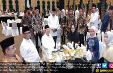 Kiai Ma'ruf dan OSO Pilih Rayakan Idulfitri di Jakarta - JPNN.com