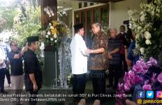 Di Puri Cikeas, Prabowo Minta Maaf kepada SBY - JPNN.com