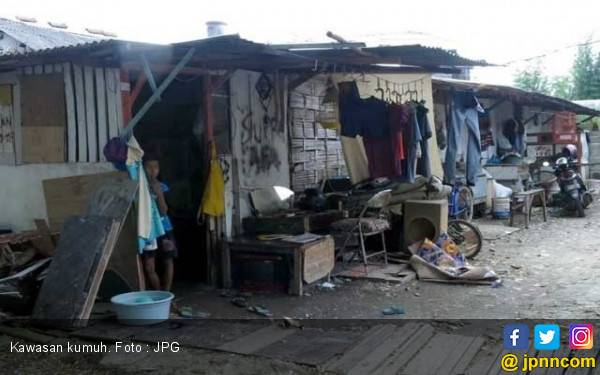 Pemkot Berhasil Kurangi 70 Persen Kawasan Kumuh - JPNN.com