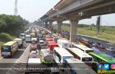 Sudah 421 Ribu Kendaraan Tinggalkan Jakarta Pada H1 dan H2 Lebaran - JPNN.com