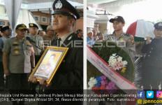 Kanit Reskrim Polsek Mesuji Timur Tewas Ditembak Perampok - JPNN.com