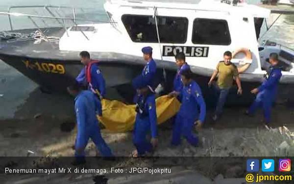 Mr X Ditemukan Pakai Baju Putih dan Celana Jin di Dermaga, Siapa Dia ? - JPNN.com