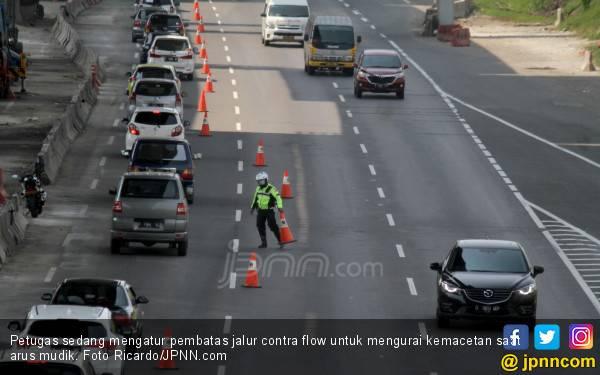 Arus Mudik 2019 Lebih Lancar, Begini Penjelasan Korlantas Polri - JPNN.com