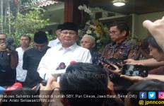 Prabowo Sebut Bu Ani Memilih Dia saat Pilpres, SBY: Tidak Elok Untuk Disampaikan - JPNN.com