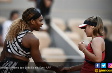 Petenis 20 Tahun Singkirkan Serena Williams di Babak Keempat Roland Garros - JPNN.com