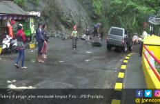 Waspada ! Jalur Mudik Ini Rawan Longsor dan Kecelakaan - JPNN.com