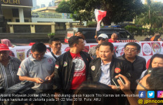 ARJ Dukung Kapolri Usut Tuntas Kerusuhan 21-22 Mei - JPNN.com