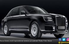 Mobil Kepresidenan dari Rusia Siap Bersaing dengan Mercedes Benz - JPNN.com