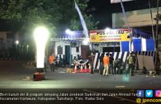 Pascabom Bunuh Diri di Sukoharjo, Pospam Minimal Dijaga Dua Polisi - JPNN.com