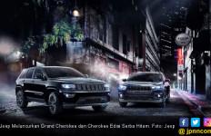 Jeep Meluncurkan Grand Cherokee dan Cherokee Edisi Serba Hitam - JPNN.com