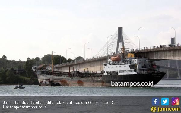 BP dan Satker PJN Wacanakan Pembuatan Rambu Lalu Lintas Laut di Perairan Barelang - JPNN.com