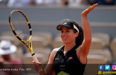 Roland Garros: Johanna Konta Ukir Rekor Manis Buat Inggris - JPNN.com