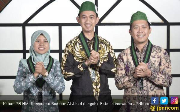 Pernyataan Ketum PB HMI Jelang Sidang Putusan Sengketa Hasil Pilpres 2019 - JPNN.com