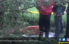 Petani Ditemukan Tewas dengan Kondisi Jenazah yang Aneh - JPNN.com